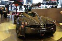 Zieltjeswinner: Pagani Huayra Clear Carbon Edition