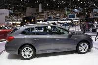 En dat is drie: Chevrolet Cruze stationwagon