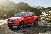 Avontuurlijker kan niet: VW Amarok Canyon Concept