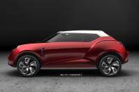 MG crossovert met Icon Concept