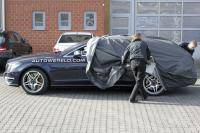 Mercedes CLS 63 AMG Shooting Brake gespot