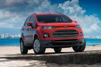 Ford EcoSport ongewijzigd in productie