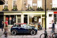 MINI presenteert Olympische Rocketman Concept