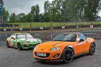 205 pk sterke Mazda MX-5 GT op Goodwood