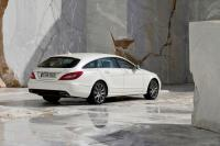 Mercedes-Benz CLS Shooting Brake in detail