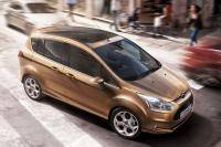 Voor snelle beslissers: Ford B-Max First Edition