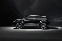 Hamann Range Rover Evoque is bruut!