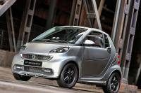100 stuks van Smart Brabus 10th anniversary edition