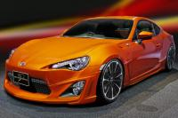 Tuning & Styling Toyota GT 86 - Test Wald 86 ZN6 Sportsline is visueel vuurwerk