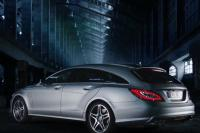 Mercedes CLS 63 AMG Shooting Brake in de spotlights