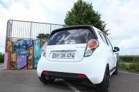 Chevrolet Spark getuned door KDR Motorsport