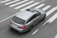 Autonieuws Mercedes CLS 63 AMG Shooting Brake  - Test Nu officieel: Mercedes CLS 63 AMG Shooting Brake