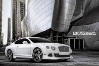 Tuning & Styling Bentley Continental GT - Test Vorsteiner ontfermt zich over Bentley GT