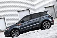 Dark Tungsten RS250 Evoque is bruut