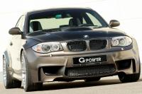 G-Power pompt 600 pk in BMW 1M Coupé