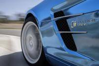 Stroomversnelling: Mercedes SLS AMG Electric Drive