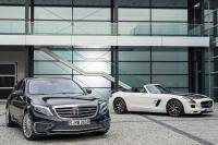 350 keer Mercedes SLS Final Edition