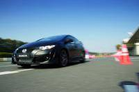 Honda Civic Type-R zit adequaat in de spoilers