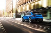 In detail: Porsche Macan