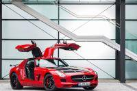 20 mille extra voor Mercedes SLS Final Edition