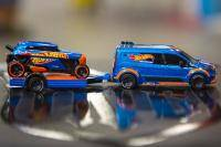 Leuk speelgoed: Ford Transit Connect Hot Wheels