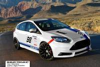 Ford Focus ST brutaler door Shelby