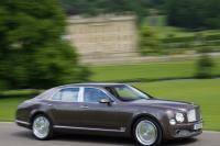 Bentley Mulsanne kon nog luxueuzer