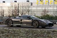 Ferrari F70: How low can you go