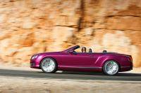 Een formaliteit: de Bentley Continental GT Speed Convertible