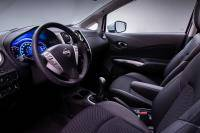 Europese Nissan Note in detail