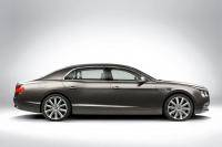 Bentley Flying Spur lekt van alle kanten