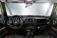Fiat 500L Trekking in detail