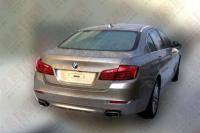 Gefacelifte BMW 5-serie gelekt in China