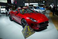 Jaguar F-type wint World Car Design of the Year 2013