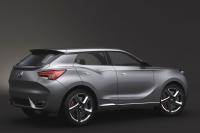 Productiefase SsangYong SIV-1 Concept nadert