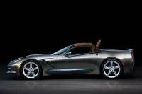 Corvette Stingray gaat topless