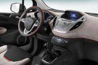 Ford Tourneo Courier maakt drietal compleet
