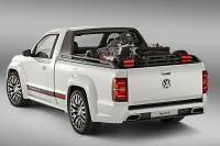Volkswagen Power Pick-up is ruige Amarok