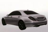 Mercedes-Benz legt patenten S 500 Hybrid Plus vast