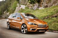 Officieel: BMW Concept Active Tourer Outdoor