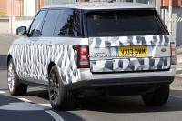 Chinese limo: Range Rover Long Wheelbase