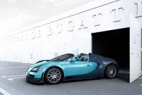 Bugatti eert legendes met Legend edition´s