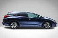 Honda Civic Tourer is de ruimste