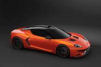 Buletta RF22 start als Lotus Evora