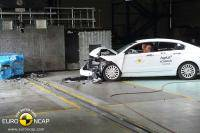 5 crashsterren voor Chinese Qoros 3 Sedan