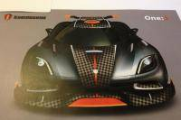 Koenigsegg One:1 behaalt 450 km/h!