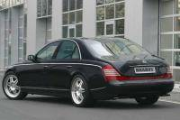 Supersnel kantoor: Maybach Brabus