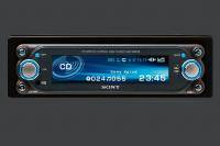Sony CDX-M9900 met TFT-display en animaties