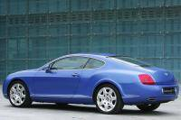 Bentley Continental GT met Mulliner-optiepakket