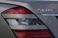 Gepantserde Mercedes S 600 Guard